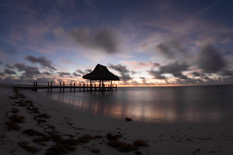 a Punta Cana dawn