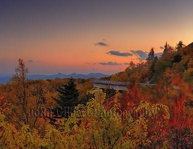 Blue Ridge Parkway 2012