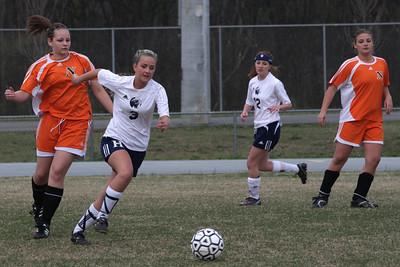 HRHS 2011 Girls Soccer