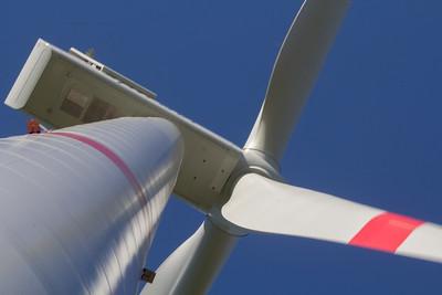 Windpark Noorderkempen 2012