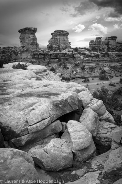 Big Spring Canyon in Canyonlands NP, Needles District, UT, USA  Filename: CEM014809-CanyonLands-UT-USA.jpg