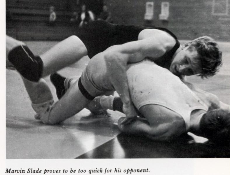 Marty Slade
