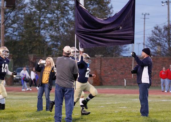 Varsity Football vs Northwest