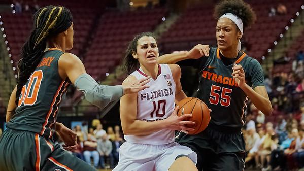 2017 FSU v Syracuse