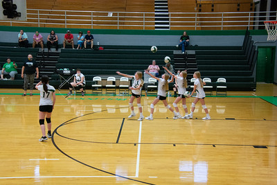 2021 Tazewell Middle School Volleyball
