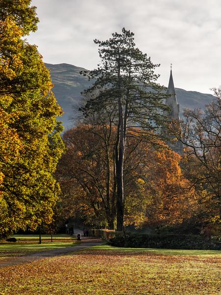 Rothay Park, Ambleside