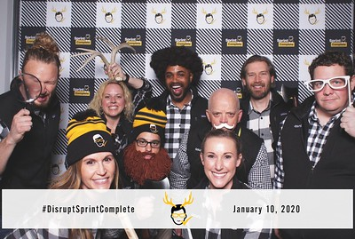 Asurion Photobooth at Sprint Complete Sales Meeting