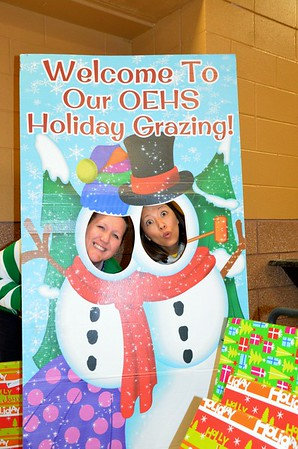 OEHS Holiday  Grazing 2016