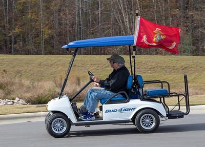 CA Veteran's Day Parade  -  2019