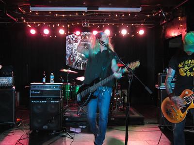 2012 Chain Saw Love Affair (3 Kings Bar) (S95) 01/13/12