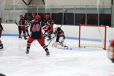AC Boys Hockey vs St Francis