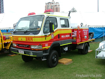 QFRS Fleet 982