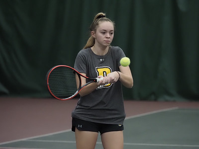 Women's Tennis vs Kenyon 2020