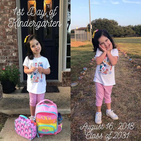 Violet | Kindergarten | Faubion Elementary School