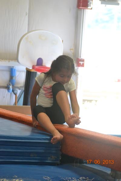 Leila Naaz Gymnastic