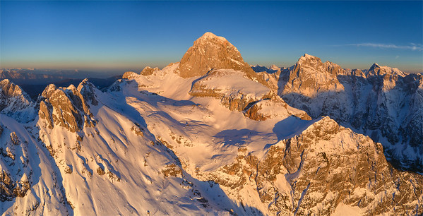 Mangart - Alpi Giulie