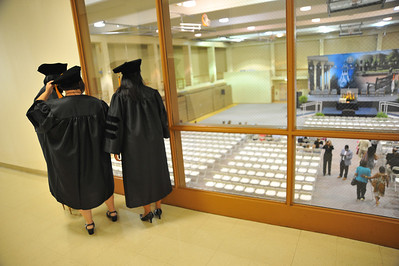 Tift PhD Commencement August 2012