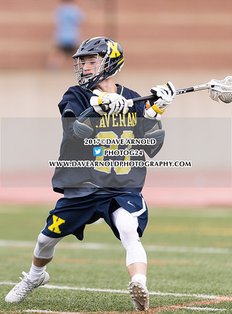 6/8/2017 - Boys Varsity Lacrosse - D1 South Quarterfinal - Xaverian vs Newton North