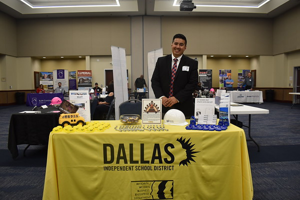 Dallas ISD In the Mix Construction Networking Event 10 8 19