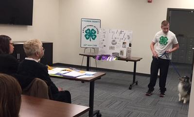 2019 County Public Presentations