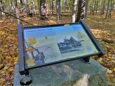 10/16/2018 Fall Vacation Day Five; Schooner Head Trail