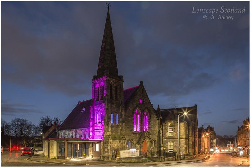 Bellevue Chapel, Rodney Street
