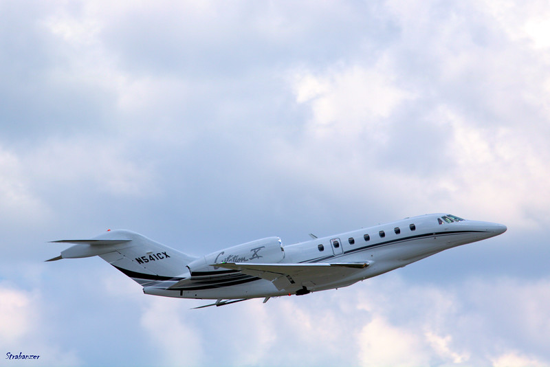 Cessna 750 Citation X   C/N 750-0036   N541CX