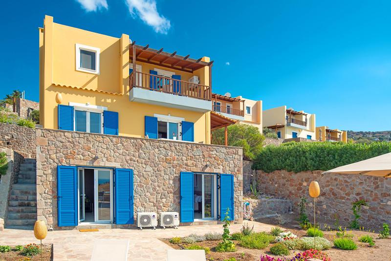 THEA VILLAS II, Suites, Aegina