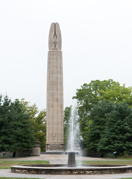 09/12/18  Wesley Bunnell   Staff  The World War I monument in Central Park.