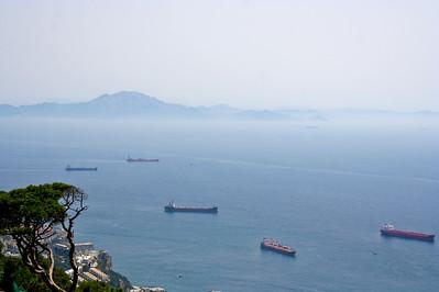 Gibraltar, July 2010