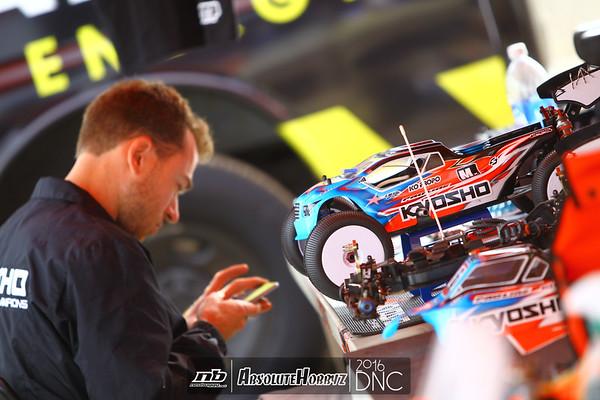 2016 Dirt Nitro Challenge - Thursday Qualifying