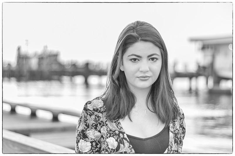Selected b&w portraits May, 2016