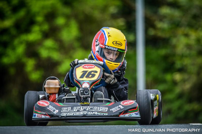 Tullyallen Karting Club 2017 Championship - Round 2 - Edgeworthstown