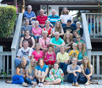 Easterling Family Reunion 2012