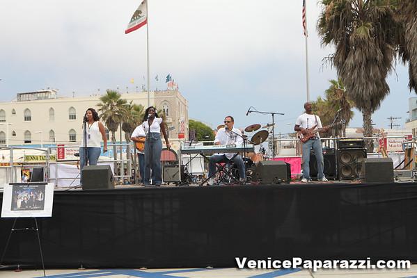 2010 Day One - Aug. 14th  Venice Beach Music Fest 5