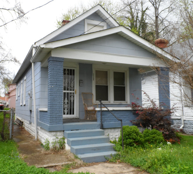 Louisville is the standard-bearer for The Fuller Center for Housing's Save a House/Make a Home initiative. Here is a completed Save a House/Make a Home project.