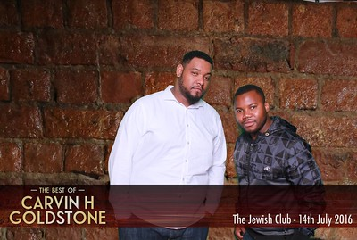 The Best of Carvin H Goldstone - The Jewish Hall