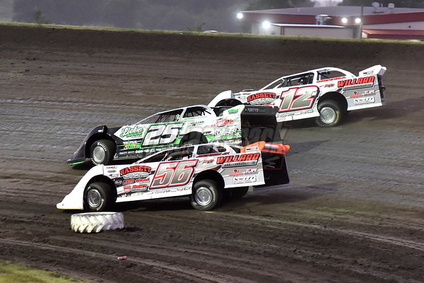 Lucas Oil MLRA, Salina Highbanks, Night #1