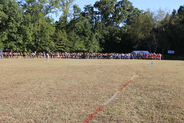 Cross Country at James River Challenge - Oct. 4, 2017