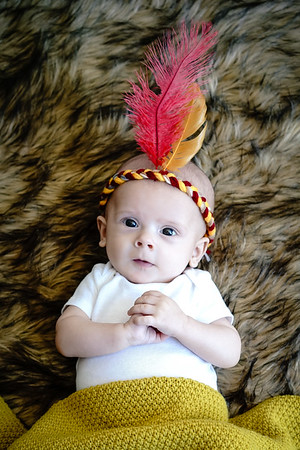 Nolan 4 months old