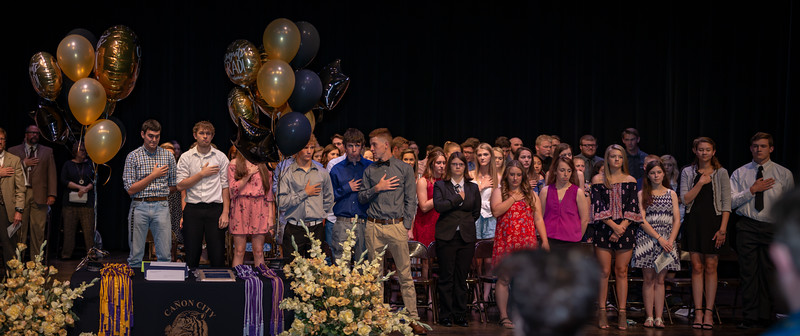 CCHS Honors Awards 2018