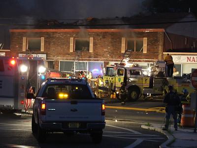07-07-06 Oakland, NJ - 2nd Alarm