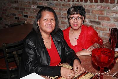 Tara and Frances B-Day @ The Foundry