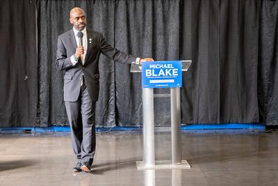 Faith Leaders Breakfast for Michael Blake @ LPAC