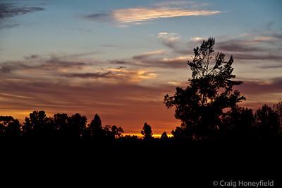 Sunset - Tierrasanta