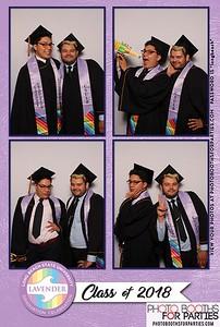 CSULB Lavender Class of 2018