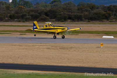 Bomber 600 (VH-NIW) - Dunn Aviation