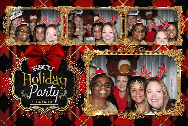 ESCU Holiday Party 2019