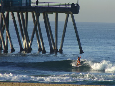 1/21/21 * DAILY SURFING PHOTOS * H.B. PIER