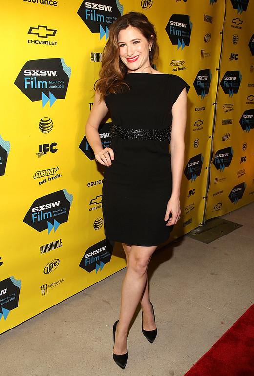 """. Actress Kathryn Hahn arrives at the SXSW Red Carpet Screening Of Focus Features\' \""""Bad Words\"""" on March 7, 2014 in Austin, Texas.  (Photo by Jonathan Leibson/Getty Images for Focus Features)"""